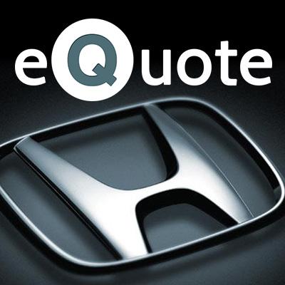 Honda eQuote