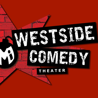 M.I.'s Westside Comedy Theater Logo, Flyer, and Posters
